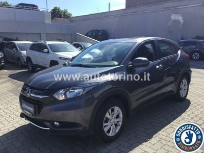 begagnad Honda HR-V HR-V1.6 Elegance Connect Adas
