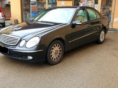 usata Mercedes E220 CDI Elegance DPF