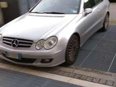 begagnad Mercedes CLK320 CDI cat Avantgarde