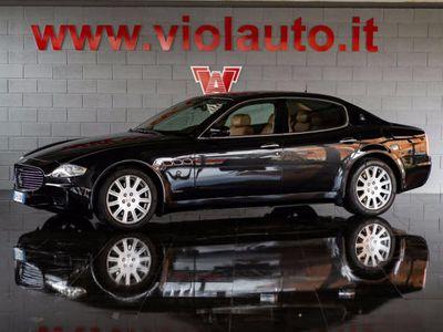 usata Maserati Quattroporte 4200 V8 Duoselect imm 07/2007 iva esposta