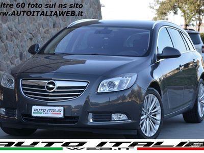 usado Opel Insignia 2.0 cdti 160cv sports tourer cosmo +18+navi+cruise diesel