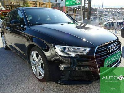 usata Audi A3 SPB 2.0 TDI S tronic S-Line - GARANZIA UFFICIALE