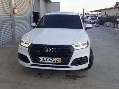 usata Audi Q5 50 TDI quattro tiptronic S line plus