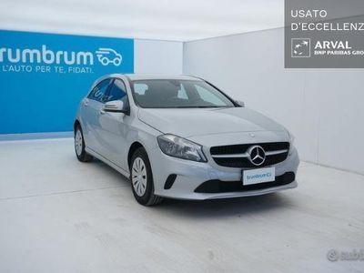 usata Mercedes A160 160d Executive 90cv