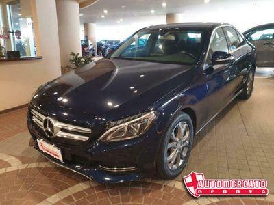 usata Mercedes C220 BlueTEC Automatic Premium OTTIME CONDIZIONI
