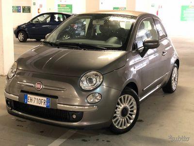 usata Fiat 500 cabrio 1.3 mujtiget 75 cv. 2011
