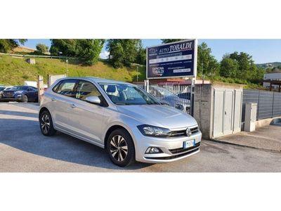 usata VW Polo 1.6 TDI Comfortline NEOPATENTATI SUPERGARANZIA