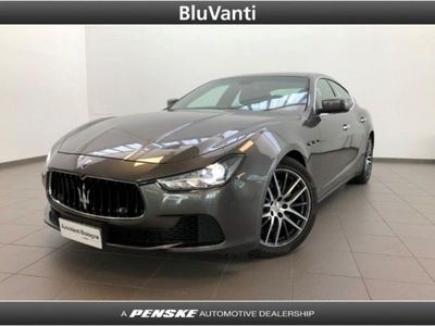 second-hand Maserati Ghibli 3.0 Diesel