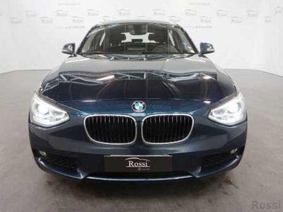 usata BMW 116 d Unique 5p