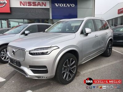 brugt Volvo XC90 D5 AWD Geartronic 7 posti Momentum #KM0