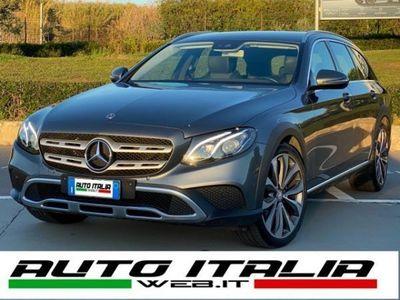 usata Mercedes E220 SW 4MATIC SPORT ALL-TERRAI