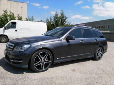 brugt Mercedes C220 Classe CCDI S.W. Avantgarde AUTOMATICA