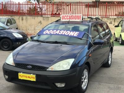 used Ford Focus 1,8tdi station full opt 04