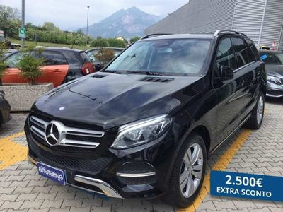 usata Mercedes GLE350 CLASSE GLEd Exclusive 4matic auto
