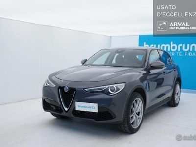 usata Alfa Romeo Stelvio 2.0 Executive Q4 Aut.