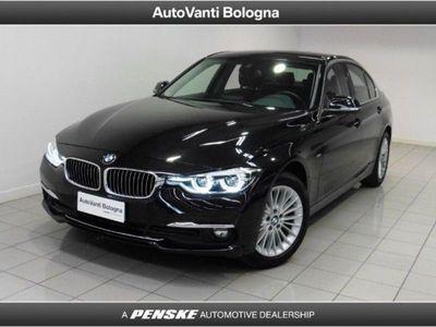 używany BMW 318 Serie 3 (F30/F31) d Luxury