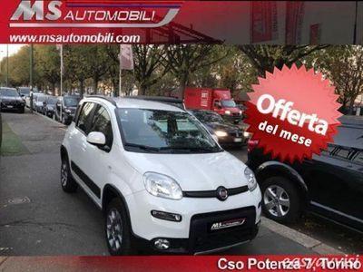 usata Fiat Panda Cross 1.3 MJT 95 CV S&S 4x4*Unicoproprietario rif. 9182115