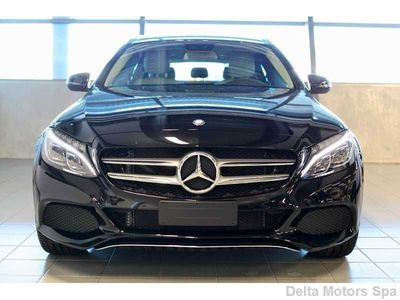 usata Mercedes C220 Classe C S205 STATION WAGONd 4MATIC Automatic SW