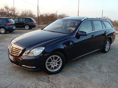 usado Mercedes E250 CDI S.W. BlueEFF. Elegance Plus