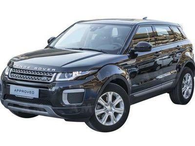 usata Land Rover Range Rover evoque 2.0 TD4 180 CV 5p. SE