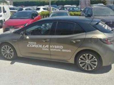 usata Toyota Corolla (2018--->) 1.8 Hybrid Style Elettrica/Benzina