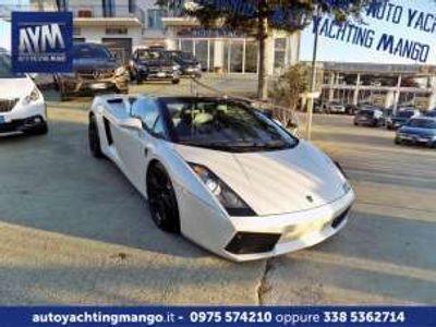 usata Lamborghini Gallardo Cabrio Benzina