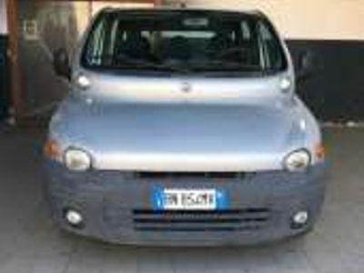 usata Fiat Multipla 110 JTD ELX Diesel