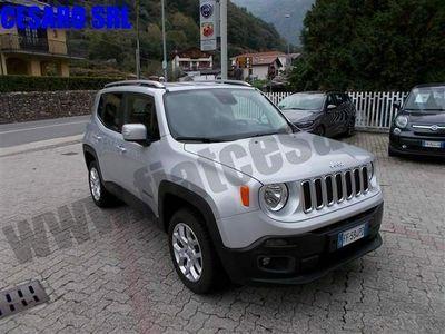 usata Jeep Renegade 2.0 Multijet 140cv Limited 4WD