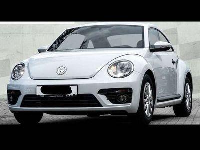 usata VW Maggiolino 2.0 TDI Design BlueMotion Technology