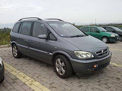 usata Opel Zafira 16v Dti Elegance Usato