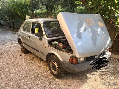usata Fiat 127 ASI d'epoca