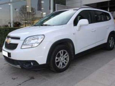 usata Chevrolet Orlando 1.8 GPL LT *7 POSTI* Benzina/GPL