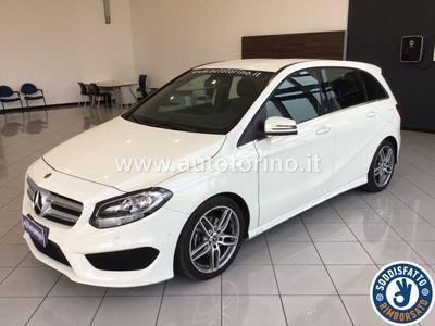 usata Mercedes B180 CLASSE Bcdi Premium