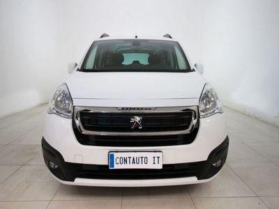 usata Peugeot Partner Mix BlueHDi 100 Active del 2019 usata a Teverola
