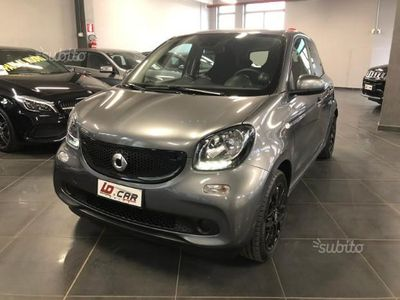 used Smart ForFour 0.9 90 CV Passion Pack Sport