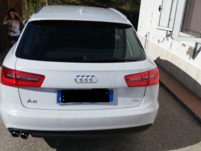 usata Audi A6 avant 177cv full