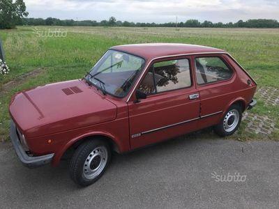 usata Fiat 127 cc900-Km 30.000