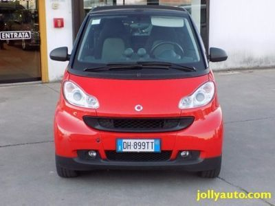 usata Smart ForTwo Cabrio fortwo 2ª serie 1000 62 kW pulse