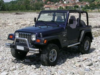 usata Jeep Wrangler