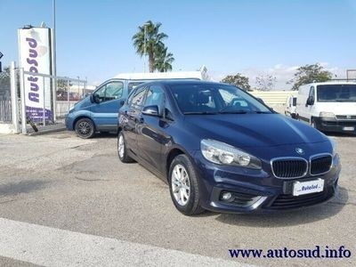 usata BMW 216 Active Tourer d Advantage Diesel