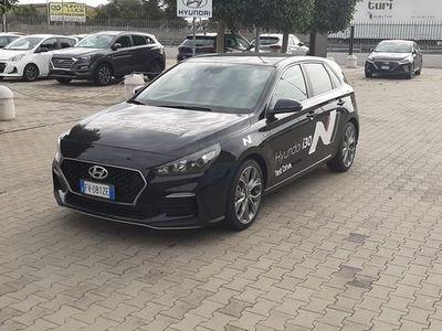usata Hyundai i30 i30 3ª serie1.6 CRDi 136CV 5 porte N-Line Berlina [KM0]