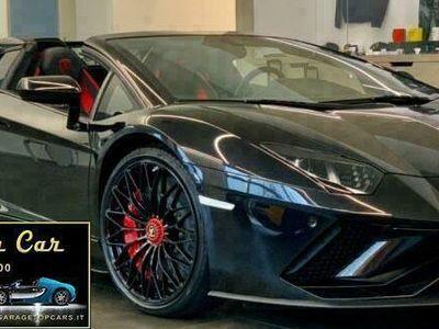 usata Lamborghini Aventador S Roadster
