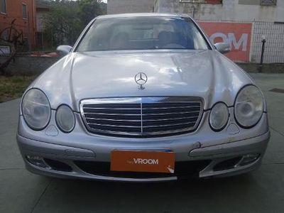 usado Mercedes E220 Classe E MERCEDESCDI cat Classic