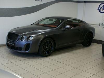 usata Bentley Continental Supersports