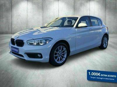 usata BMW 118 SERIE 1 (5 PORTE) d Business 5p