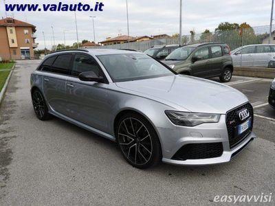 usata Audi RS6 avant 4.0 tfsi quattro performance tiptonic benzina