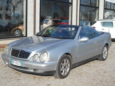 usata Mercedes CLK230 Kompressor cat Cabrio Spor