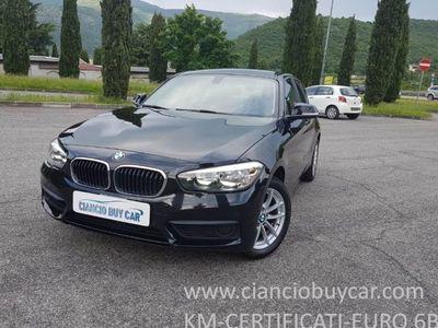 used BMW 116 d 5P. Sport AUTOMATICA,NAVIGATORE,ULTIMO MODELLO rif. 11508352