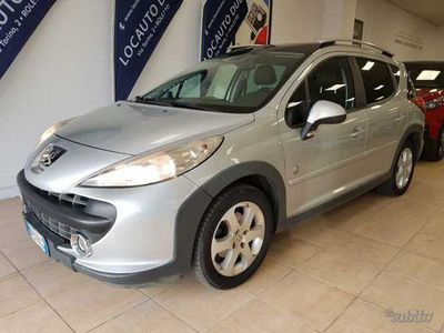 second-hand Peugeot 207 Outdoor 1.6 HDi 110CV SW