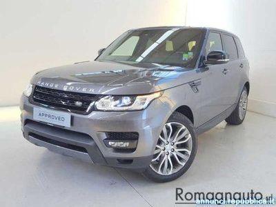 brugt Land Rover Range Rover 3.0 TDV6 HSE Dynamic - Xenon - Pelle - Navi - Tett Forli'